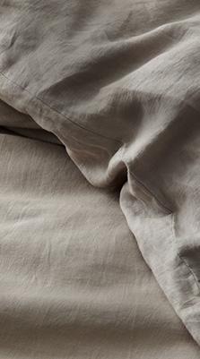 Introducing Belgian Linen Bedding
