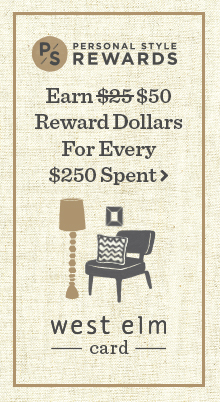Earn $50 Reward Dollars For Every $250 Spent
