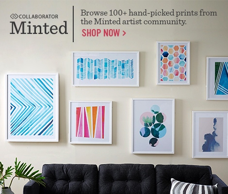 Minted - Shop Now