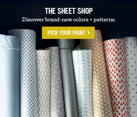 The Sheet Shop - Pick Your Print