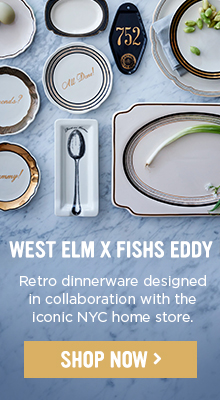 West Elm X Fishs Eddy