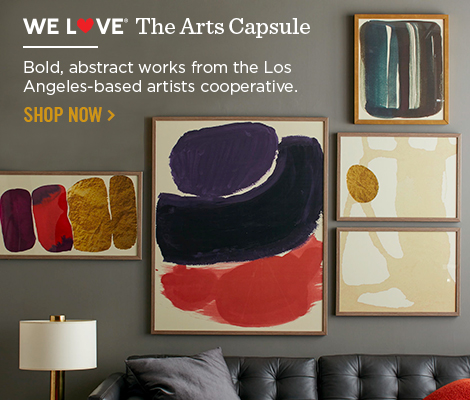 We Love The Arts Capsule