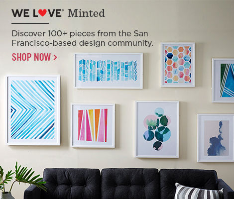 We Love Minted