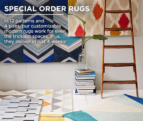 Special Order Rugs And Custom Rugs West Elm