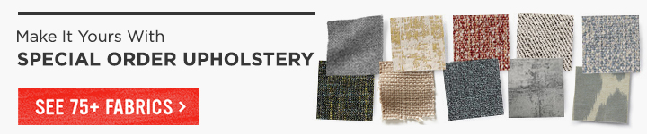 Special Order Upholstery - See 75+ Fabrics