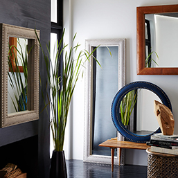 Wall Decor + Mirrors
