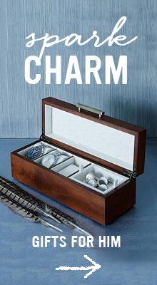 Spark Charm - Gifts For Him