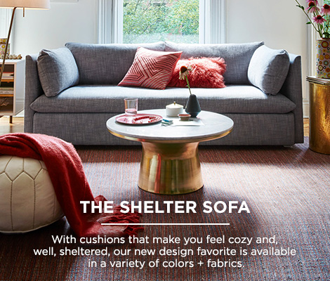 The Shelter Sofa