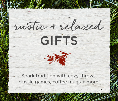 Rustic + Relaxed Gifts