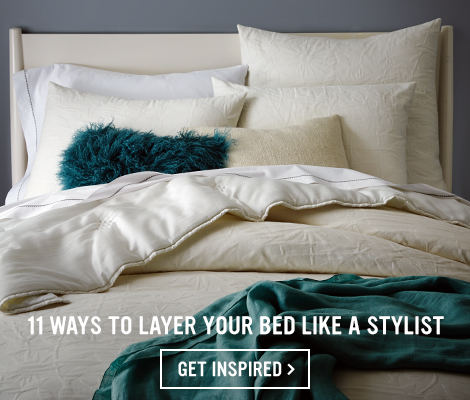 11 Ways To Layer Your Bed Like A Stylist
