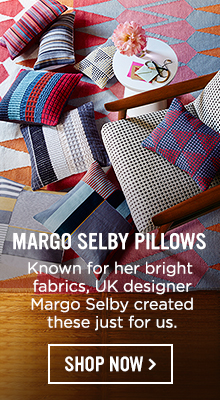 Margo Selby Pillows