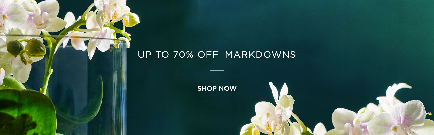 Up To 70 Percent Off Markdowns