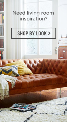 Need Living Room Inspiration? Shop By Look
