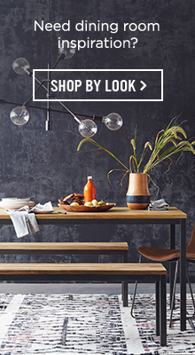 Need Dining Room Inspiration? Shop By Look