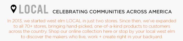 Local - Celebrating Communities Across America