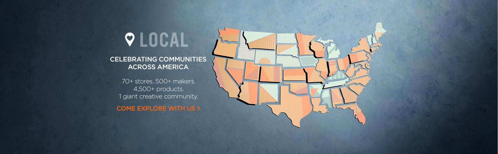 Local - Celebrating Communities Across America
