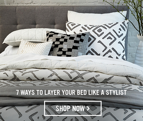 7 Ways To Layer Your Bed Like A Stylist