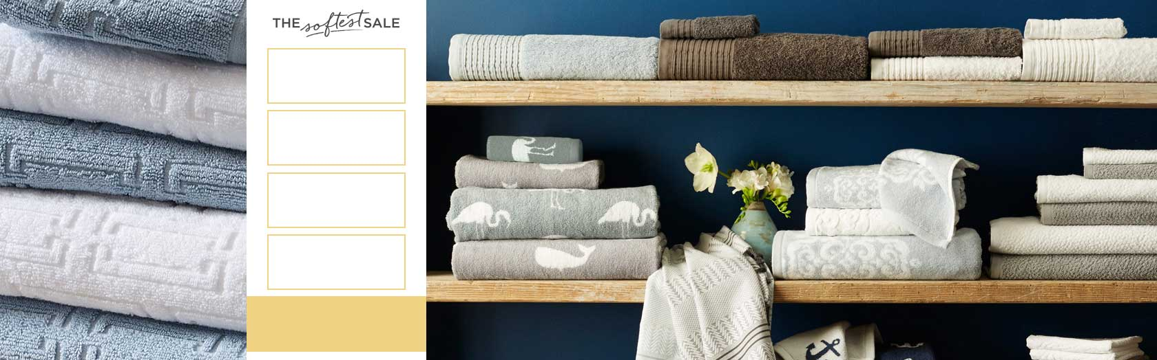 The Softest Sale! Up To 30 Percent Off All Textiles