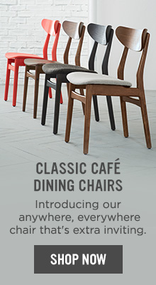 Classic Cafe Dining Chairs