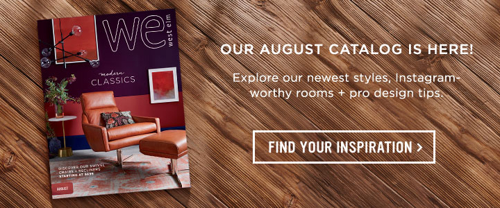 Our August Catalog Is Here! Find Your Inspiration