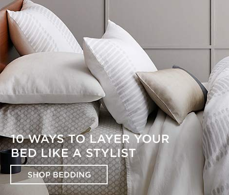 10 Ways To Layer Your Bed Like A Stylist
