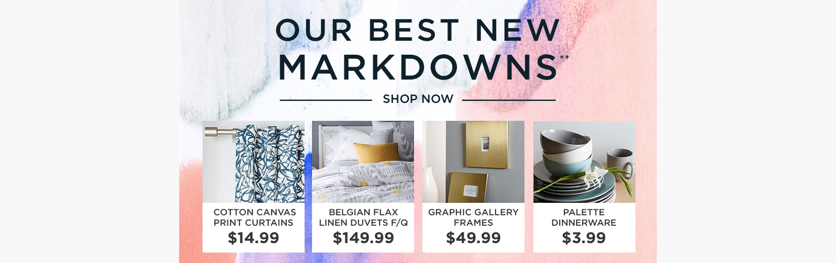 Our Best New Markdowns