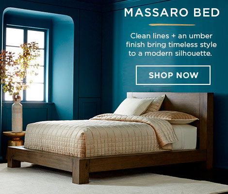 Massaro Bed