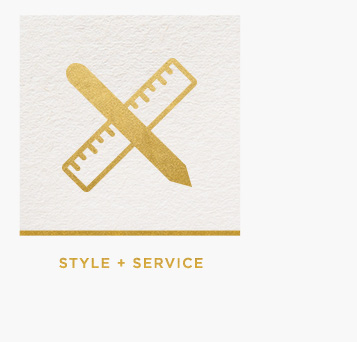 Style + Service