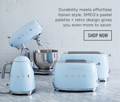 SMEG - Durability Meets Effortless Italian Style