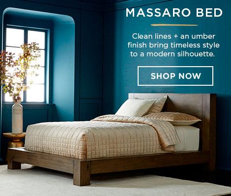 Massaro Bed