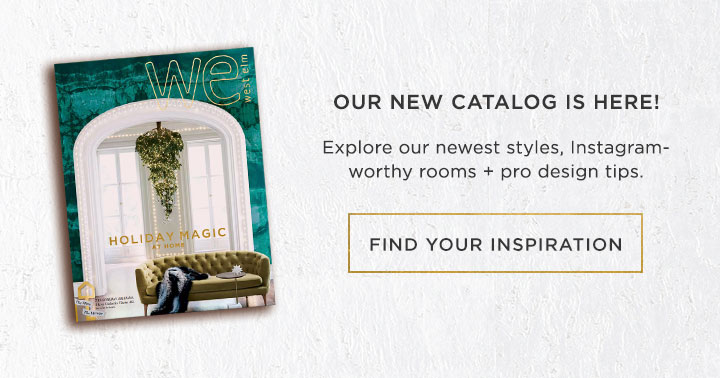 Our New Catalog Is Here! Find Your Inspiration
