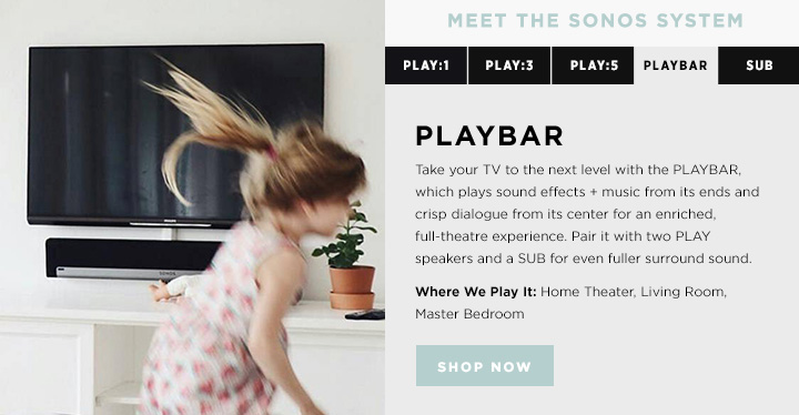 Shop Sonos PLAYBAR Soundbar