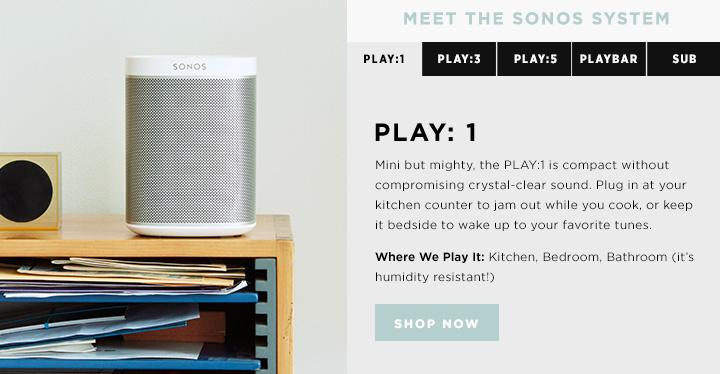 Shop Sonos PLAY:1 Wireless Speaker