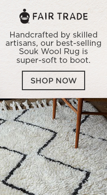 Our Fair Trade Certified rugs empower artisans around the globe.
