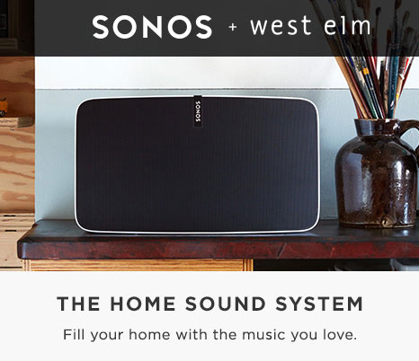 Sonos - The Home Sound System! Fill your home with the music you love