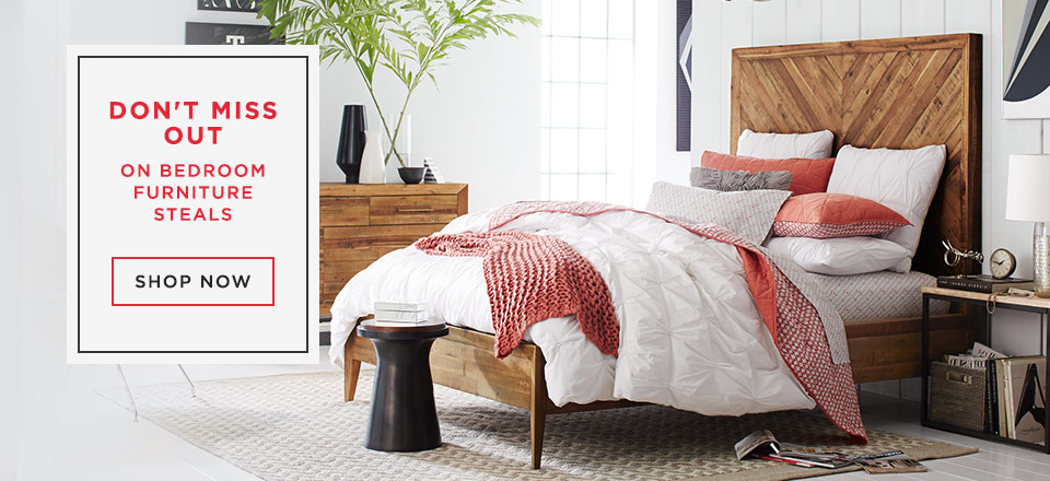 Don't Miss Out On Bedroom Furniture Steals