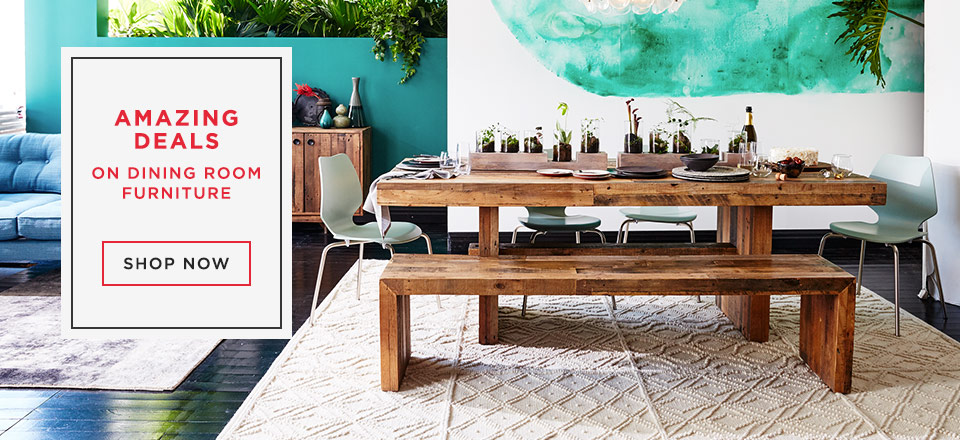 Amazing Deals On Dining Room Furniture