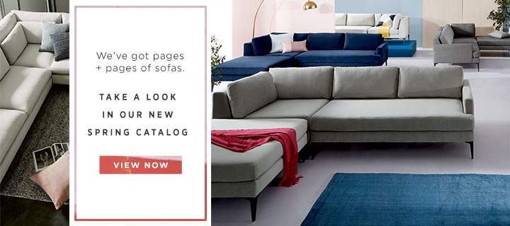 We've Got Pages + Pages Of Sofas! View The Catalog