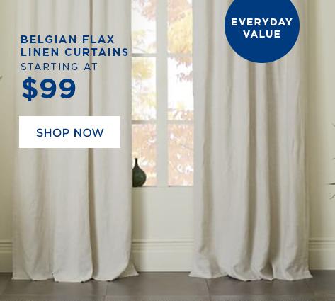 Window Treatments | west elm