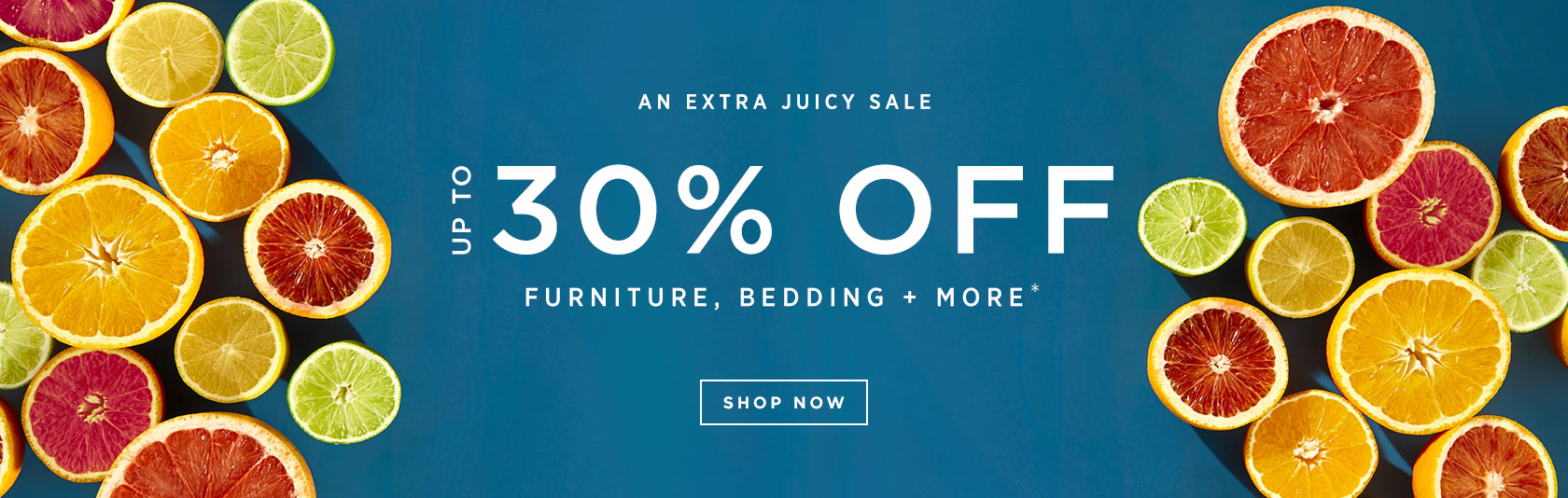 Up To 30% Off Furniture, Bedding + More