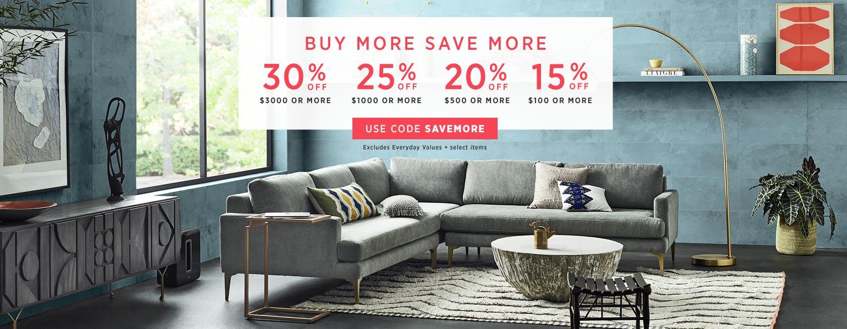 Buy More Save More! Use Code SAVEMORE