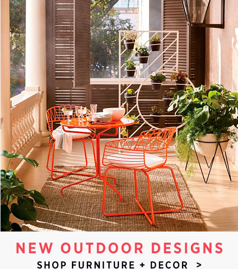 New Outdoor Designs