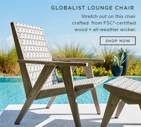 Globalist Lounge Chair