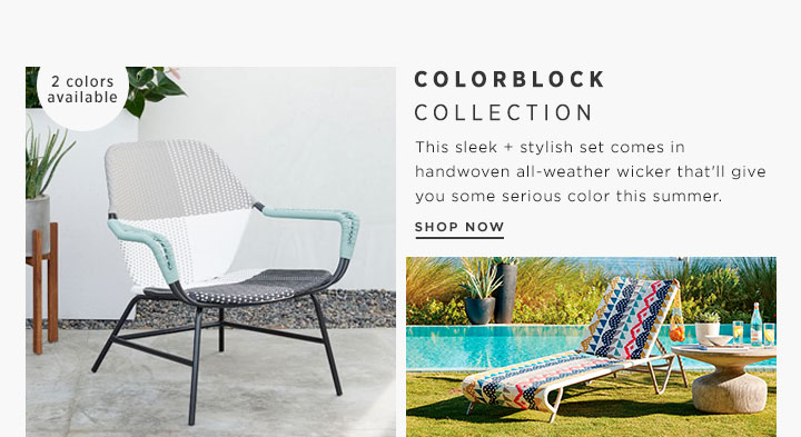 Colorblock Collection