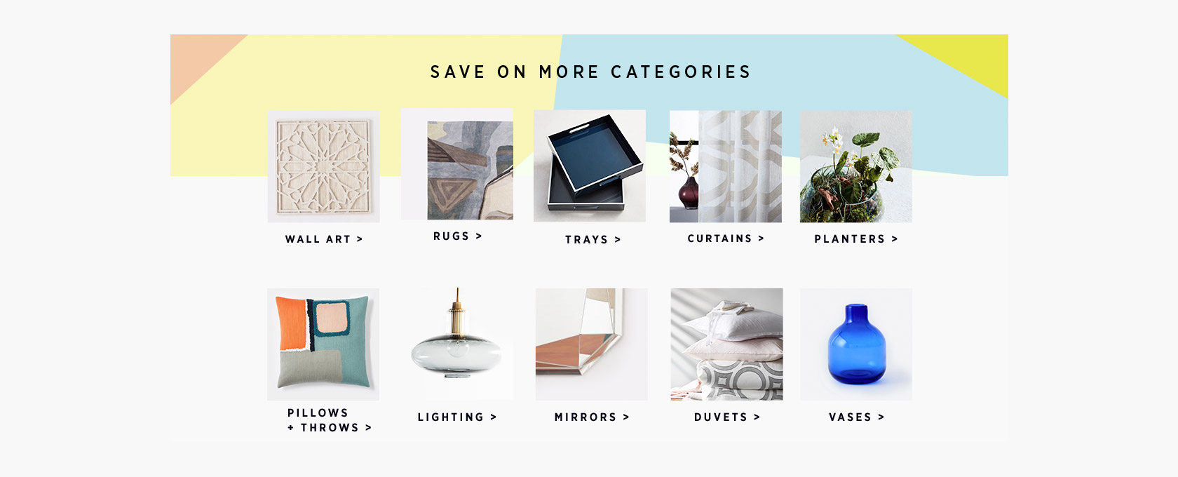 Shop Our Featured Categories