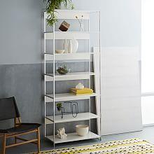 Lacquer Storage Bookshelf Cabinet 17 Quot West Elm