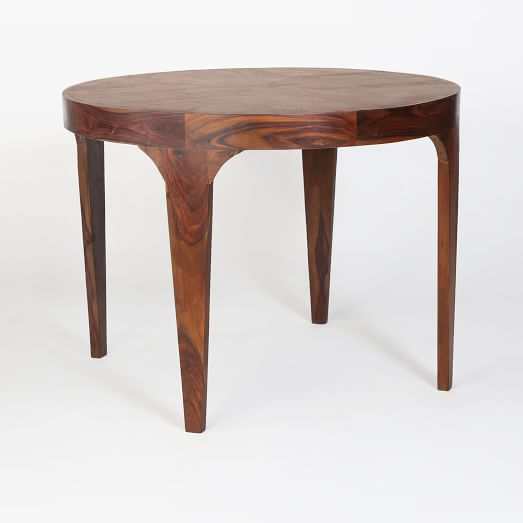 Aiden wood dining table west elm for West elm table setting