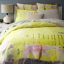 Modern Duvet Covers Bedding And Pillow Sham Sets West