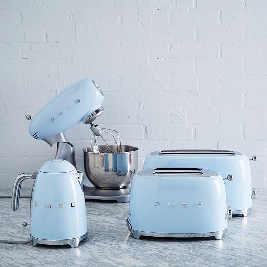 SMEG Toaster - 4 Slice | west elm
