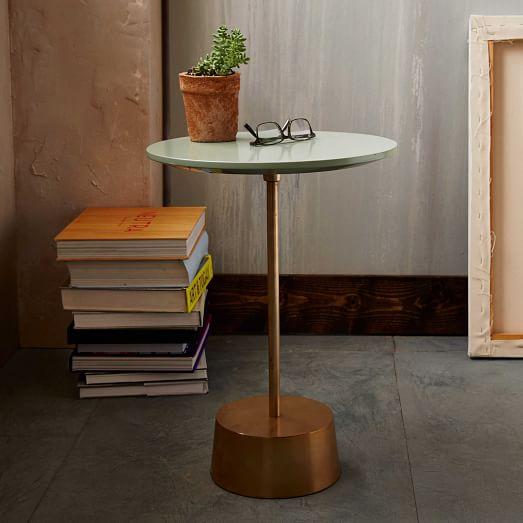 maisie side tables west elm. Black Bedroom Furniture Sets. Home Design Ideas
